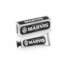 Marvis Dentifrice 25ml Mini Black