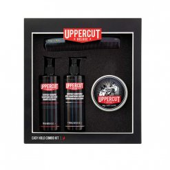 Kit coiffure homme Uppercut Deluxe Easy Hold
