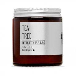 Baume barbe Beardbrand Tea Tree Nourrissant Utility