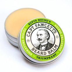 Baume barbe Captain Fawcett Triumphant