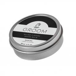 Baume barbe Les Industries Groom Tabac