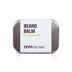 Baume barbe Zew for Men cannelle et gingembre