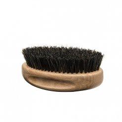 Brosse a barbe Focus en bois et poils de sanglier