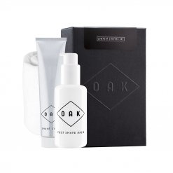 Coffret rasage homme OAK confort shaving set