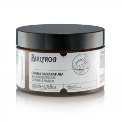 Crème à raser Bullfrog Multi-action