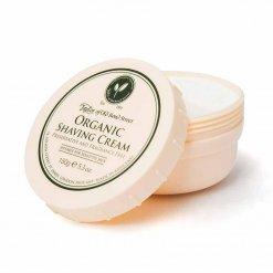 Crème à raser Taylor of Old Bond Street Organic