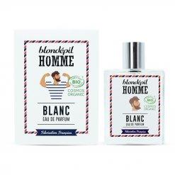 Eau de parfum homme Blondépil Blanc