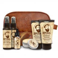 Kit entretien barbe et cheveux Imperial Beard