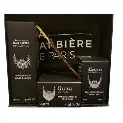 Kit entretien barbe La Barbière de Paris L'expert