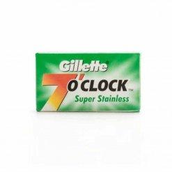 Lames de rasoir Gillette 7 O Clock x5