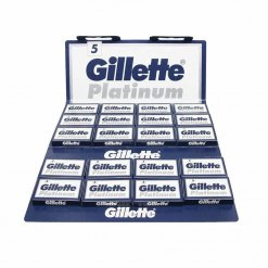 Lames de rasoir Gillette Platinium x100