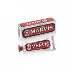Marvis Dentifrice 25ml Mini Rouge