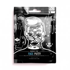 Masque point noir Barber Pro Black Peel-Off