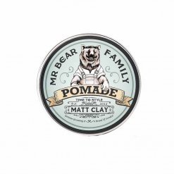Pommade cheveux Mr Bear Family Matte Clay