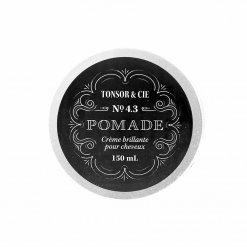 Pommade cheveux Tonsor & Cie Brillante 4.3