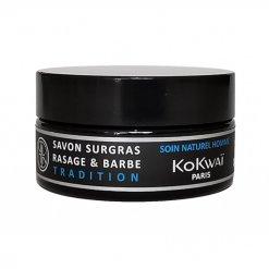 Savon à barbe KoKwaï sans paraben