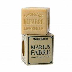 Savon de Marseille blanc Marius Fabre