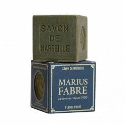Savon de Marseille vert Marius Fabre