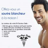 Blanchiment dentaire Docteur Smile