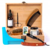 Coffret barbe Le Grizzly