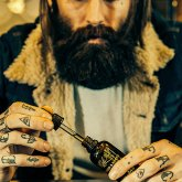 Huile à barbe Captain Fawcett Ricki Hall Booze