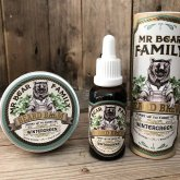 Huile à barbe Mr Bear Family Wintergreen