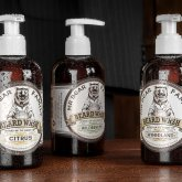 Shampoing pour barbe Mr Bear Family Citron Citrus 118SHBACI
