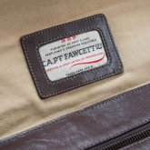 Trousse de toilette Captain Fawcett Cuir Marron