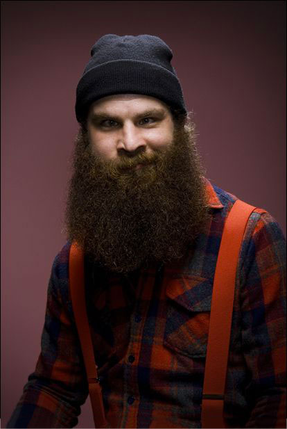 Mode hipster - Barbe hipster chic ...
