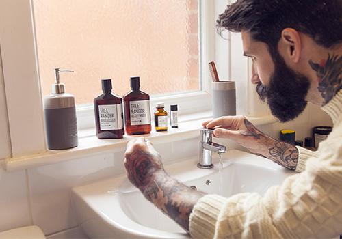 barbe de 3 jours les secrets d 39 un entretien quotidien. Black Bedroom Furniture Sets. Home Design Ideas
