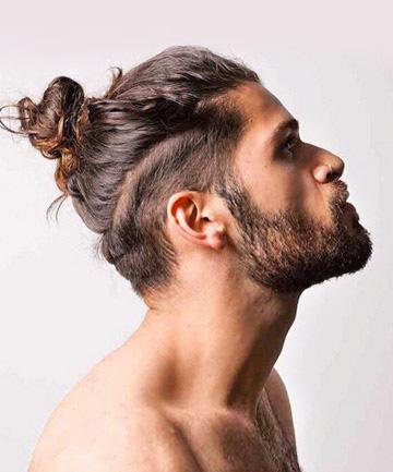 Man Bun  Osez la virilité aux longs cheveux